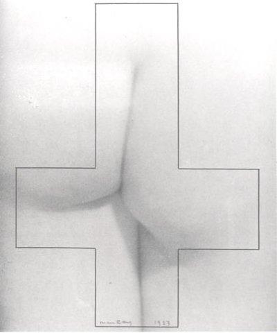Man Ray Monument pour Sade 1933 AURORAWEBLOG