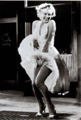Marilyn Monroe Billy Wilder Sept ans de réflexion