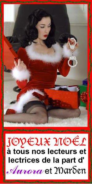 BDSM Happy Christmas Joyeux Noël Dita Von Teese