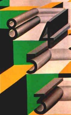 Futurisme Italien Giacomo Balla Les Nombres Amoureux 1923