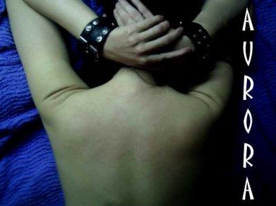 BDSM soumise photo perso AURORAWEBLOG