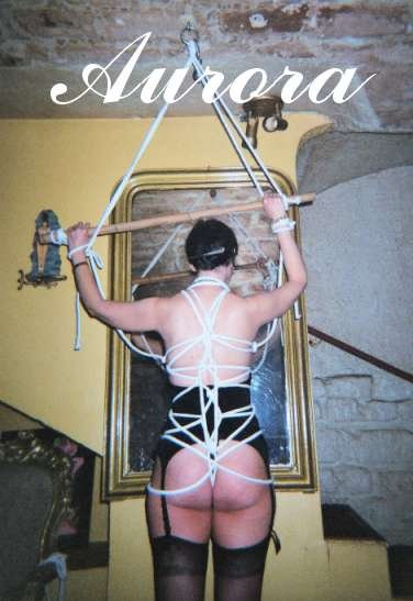 BDSM Bondage photo perso AURORAWEBLOG