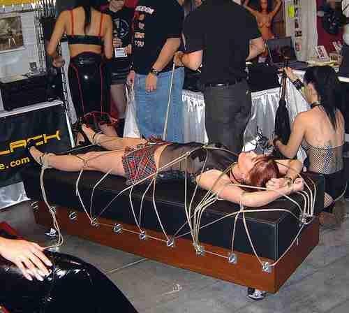 American BDSM Bondage Lifestyle