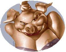 BDSM Pig
