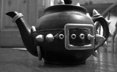 BDSM Teapot, BDSM Théière
