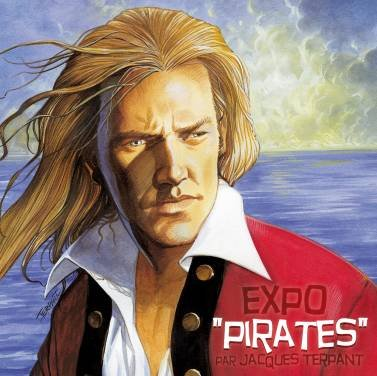 Pirates de Jacques Terpant AURORAWEBLOG