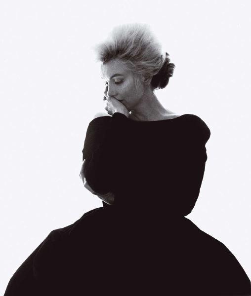 Marilyn Monroe Last Sitting