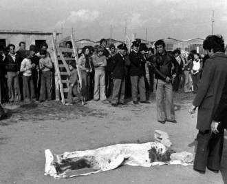 Pasolini corpse Idroscalo d'Ostia 2 novembre 1975 AURORAWEBLOG