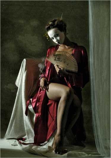 BDSM Geisha