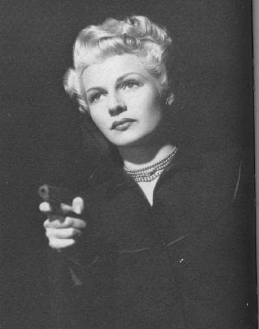 Rita Hayworth Film Noir Lady From Shanghai