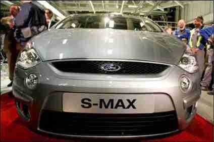 BDSM Joke La S-Max de Ford
