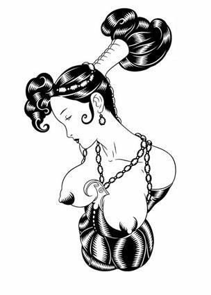 BDSM soumise Roberto Baldazzini