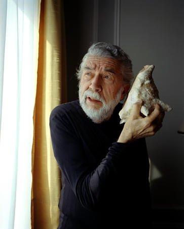 Alain Robbe-Grillet 2007 Portrait