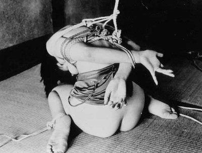 AURORAWEBLOG Nobuyoshi Araki bondage 1992