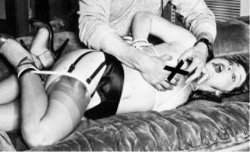 AURORAWEBLOG Bondage Censure USA années 50