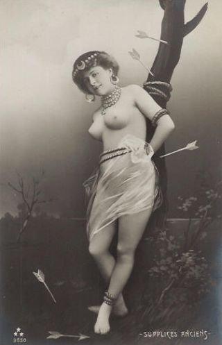 BDSM French Bondage Vintage
