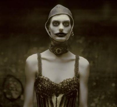 BDSM Collier by Eugenio Recuenco AURORAWEBLOG