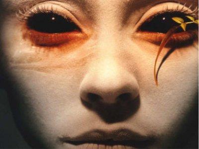 Geisha Eyes AURORAWEBLOG