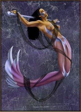 AURORAWEBLOG Mermaid bondage