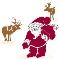 Père Noël de rêve, Rêve du Père Noël