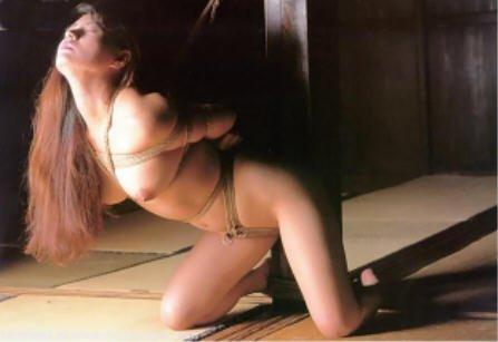 BDSM, Shibari, Bondage, Anna Fubuki, AURORAWEBLOG