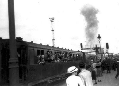 Trains Front Populaire été 1936 AURORAWEBLOG